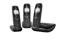Téléphone Résidentiel - Téléphone sans fil répondeur GIGASET AS405 Trio
