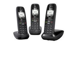 Téléphone sans fil répondeur GIGASET AS405 TRIO
