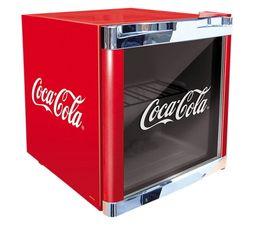 R�frig�rateurs Et Combin�s - Réfrigérateur cube HUSKY Coca-Cola Coolcube
