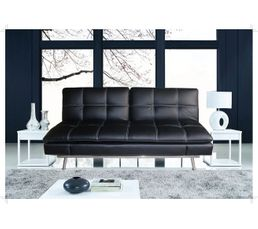 canap clic clac mousse cosy 20cm et plus magasins but. Black Bedroom Furniture Sets. Home Design Ideas