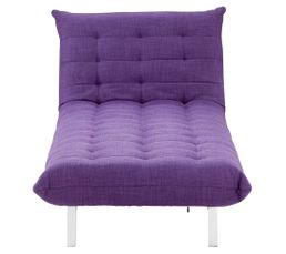 Banquettes - M�ridienne PRETTY Coloris Violet