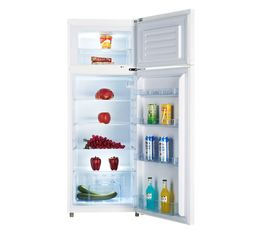 Réfrigérateur 2 portes AYA AFD2000A+ blanc