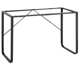 Bureaux - Piétement 150 cm LUGE Noir