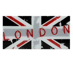 Bureaux - Plateau en verre 120 cm LONDON UK