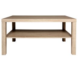 Tables Basses - Table basse rectangulaire NEXT Chêne Sonoma