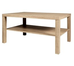 Table basse pas cher for Table basse chene clair pas cher
