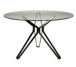 Meubles de cuisine meubles de cuisines - Tables rondes en verre ...