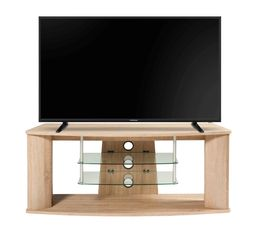 meuble tv screen ch ne sonoma meubles tv but. Black Bedroom Furniture Sets. Home Design Ideas