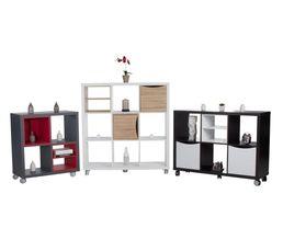 Séparations - Porte cube NEXT Imitation chêne