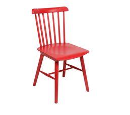 Couleur rouge chaise achat chaises chaises pour le for Chaise sejour but