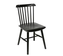 Chaise COLETTE Noir