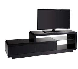 Meuble TV SAMSON Noir