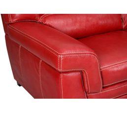 Couleur Rouge Canap S En Soldes