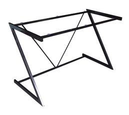 Bureaux - Piétement 150 cm ZIP Noir