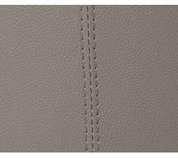 Cabriolet CLEVER Cuir/PVC Gris foncé