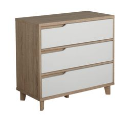 Commode tiroir - Commode chambre adulte alinea ...