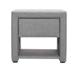 Chevet MILANO gris