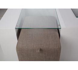 Table basse MELISSA Blanc