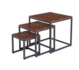 Tables Basses - Tables gigognes FABRIKK Acacia