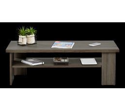 Tables Basses - Table basse CALI Dark sonoma