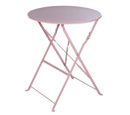 Tables - Table pliable TROPICAL Rose