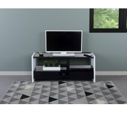 Meuble tv fusion bluetooth barre de son meubles tv but - Meuble tv avec barre de son ...