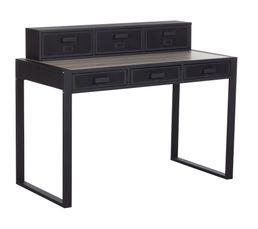 Bureaux - Bureau PARK AVENUE Noir mat