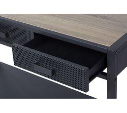 Console PARK AVENUE Noir mat
