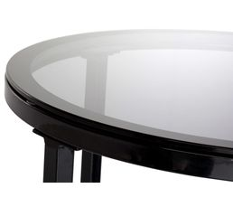 Table basse CLAUDIA Noir