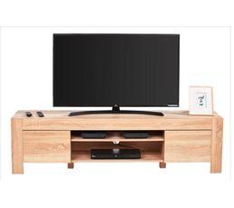 Meuble TV THEO Ch�ne Sonoma