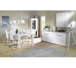 Table L190 cm URBANA Blanc