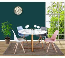 Tables - Table ronde HELIA Blanc