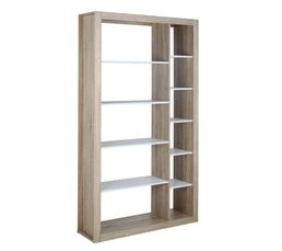 Biblioth que et tag re pas cher for Etagere 50 cm de large