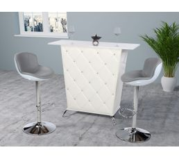 Bars - Bar strass COSMOPOLITAN Blanc