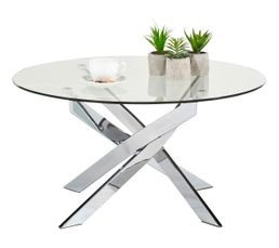 Tables Basses - Table basse PIVO Verre