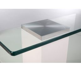 Table basse ELISABETH Blanc