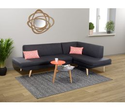 Tables Basses - Bout de canapé FLYS Gris et orange