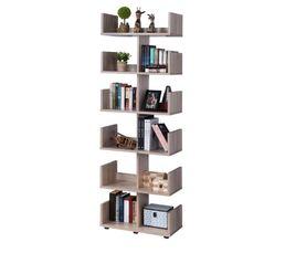 Biblioth�ques - Totem 2 Imitation chêne