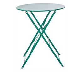 Table pliante TROPICAL Verte
