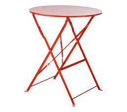 Table pliante TROPICAL Piment