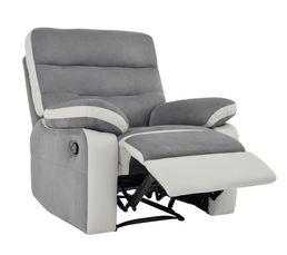 fauteuil relax pas cher achat categorie meubles discount. Black Bedroom Furniture Sets. Home Design Ideas