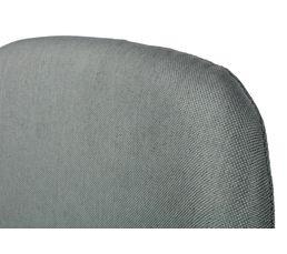 Tabouret de bar H.63 cm LYNETTE Gris