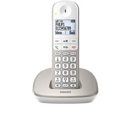 T�l�phone Solo PHILIPS XL4901S