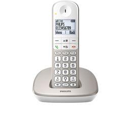 T�l�phone R�sidentiel - Téléphone Solo PHILIPS XL4901S