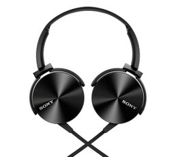 Casque arceau filaire (new) SONY MDR-XB450AP