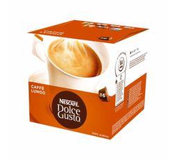 Accessoires Cafetieres Et Expresso - Dosettes à café Dolce Gusto NESCAFE DOLCE GUSTO Café Lungo x 16