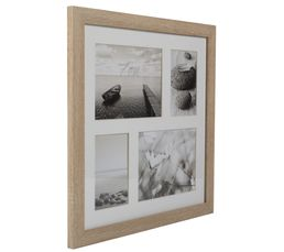 Photographies - Multivues 43X43 COCON Beige