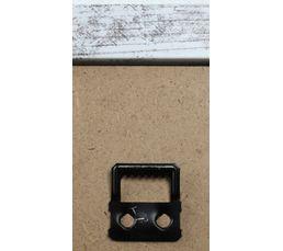 Cadre multivues 38x38cm POLAIRE Blanc