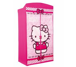 armoire tissu hello kitty armoires but. Black Bedroom Furniture Sets. Home Design Ideas
