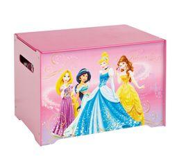 Coffres � Jouets - Coffre à jouets enfant PRINCESSES Rose